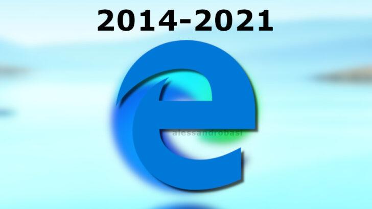 Microsoft Edge end of life